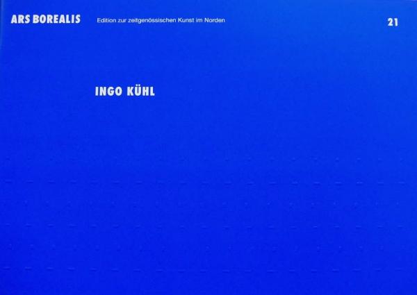 INGO KÜHL  SYLT <br>500 Expl., 21 x 29,7 cm, 44 S., 50 farbige und 2 Schwarz-Weiß-Abb., Texte Jörg-Dietrich Kamischke, Heinz Spielmann, Petra Reiber, Traugott Giesen, Rainer W. Ernst - Sparkassenstiftung Schleswig-Holstein, Kiel 2009<br><h3></h3>