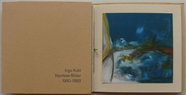 250 Expl., num., sign., 9 Farbabb., Nr. 1–20 mit Original, Format 13 x 13 cm, Berlin 1983 <br><h3>vergriffen</h3>