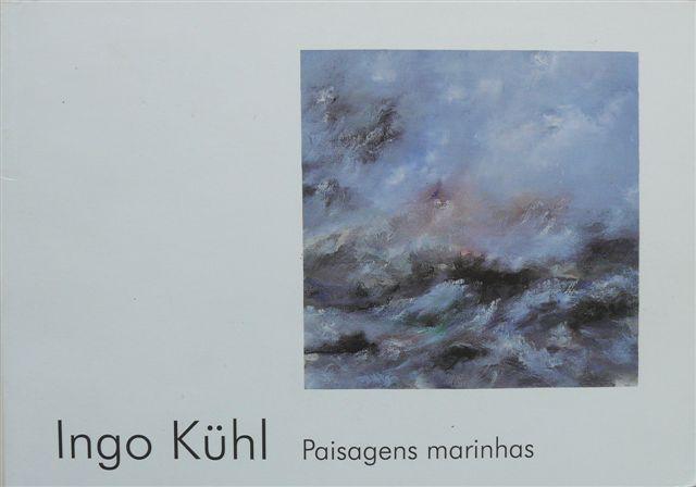 Katalog zur Ausstellung im Centro Cultural São Lourenço, Algarve, Portugal – 2200 Expl., 14,8 x 21 cm, 28 S., Loulé 2001 <br><h3>8 € </h3>