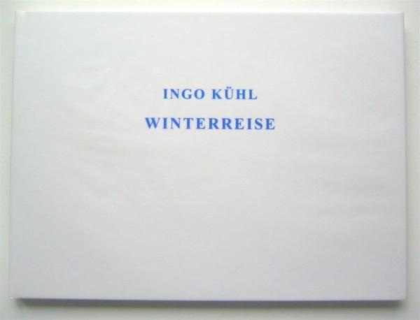 50 Exempl., römisch num., sign., mit einem Original (Öl auf Japanpapier 17 x 25 cm) und einer für dieses Buch nachgeprägten CD (1985) von Barry McDaniel und Jonathan Alder sign., * Berlin 1996 <br><h3>250 €</h3>